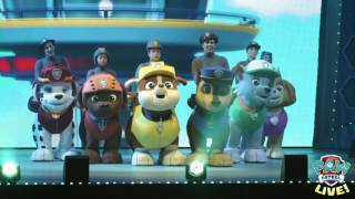 "PAW Patrol Live! ""Race to the Rescue"" is coming to The Palace!"
