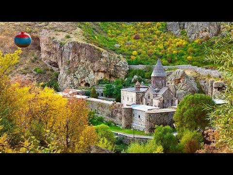 Монастырь Гегард-символ Армении