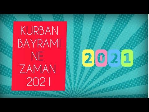 Kurban Bayramı Ne Zaman 2021