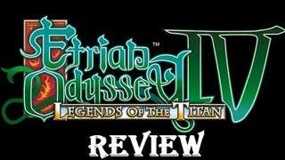 Review: Etrian Odyssey IV: Legends of the Titan (Nintendo 3DS)