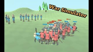 War Simulator - Make Your History