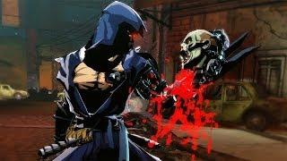 Yaiba: Ninja Gaiden Z - Test / Review (Gameplay) zum Cyborg-Ninja-Gemetzel