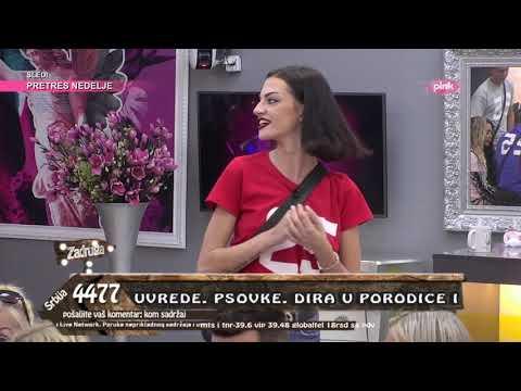 Zadruga 3 - Tara i Mića se raspravljaju, 2.deo - 16.09.2019.