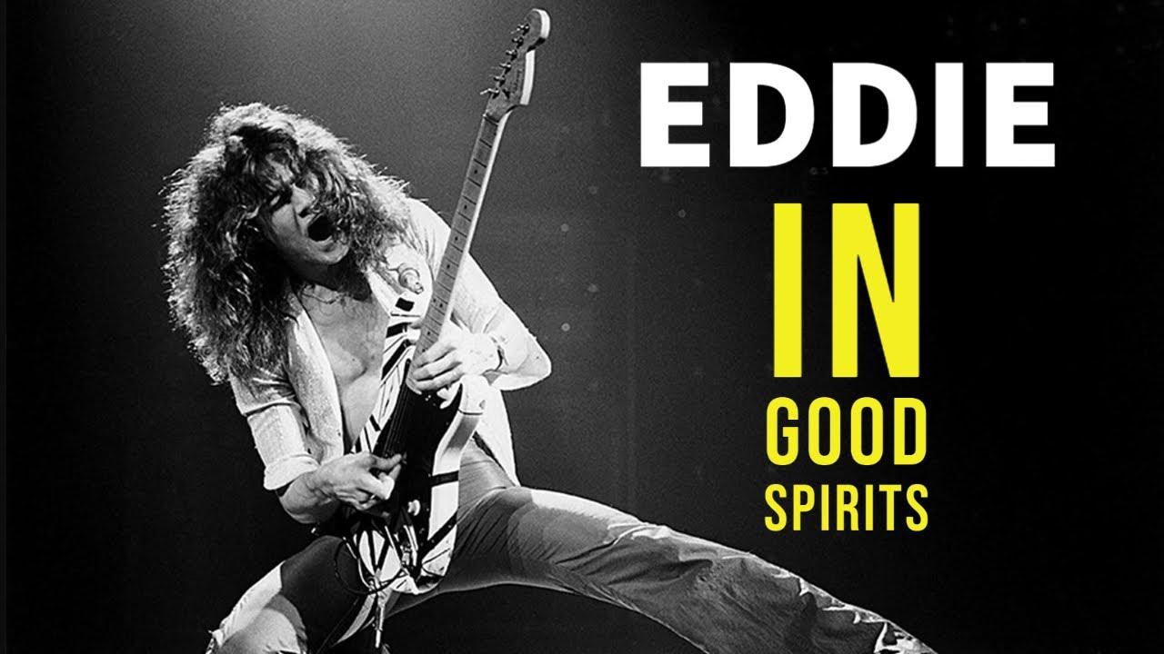 EDDIE VAN HALEN  Talks from the Spirit World - AMAZING Spirt Box Session