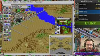 SimCity 2000 - 120K Speedrun in 38:20 (WR)