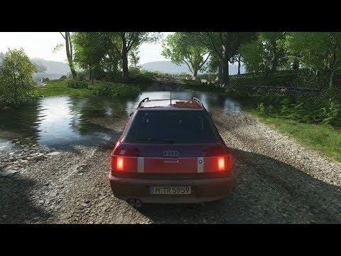 Forza Horizon 4 - 1991 AUDI RS1 AVANT - OFF-ROAD - 1080p60FPS thumbnail