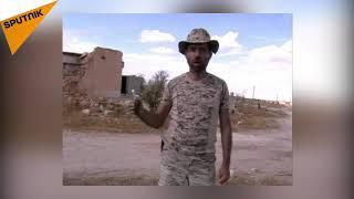بالصور والفيديو... الجيش السوري يزيل ألغام الإرهابيين في قرى ريف السلمية