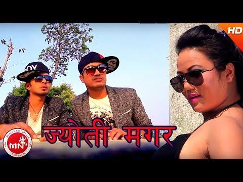 "Jyoti Magar ज्योति मगर New Song"" बिग्रेको देश"" Shooting Report by Bhawana Music Solution"