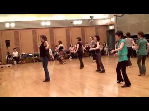 Line Dance All Those Yesterdays choreo'd by Ria Vos