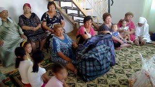Как встречают кудалар в Южном Казакстане.