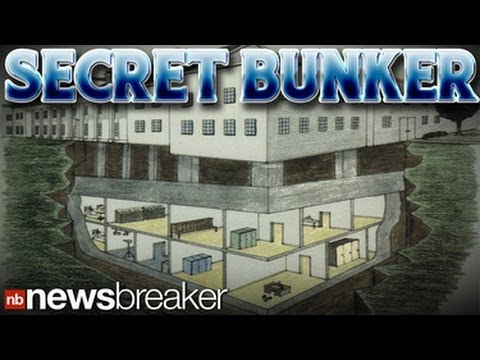 SECRET BUNKER: Photos of a Hideaway Under Swanky West Virginia Hotel Revealed