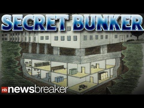 SECRET BUNKER: Photos of a Hideaway Under Swanky West Virginia Hotel Revealed