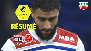 Olympique Lyonnais - Stade de Reims ( 1-1 ) - Résumé - (OL - REIMS) / 2018-19