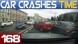 Dash Cam Accidents Compilation - Episode #168 HD
