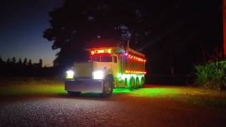 Rc Dump Truck with Lights