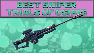 DESTINY - BEST PVP SNIPER! (1000 Yard Stare vs Eirene RR4)