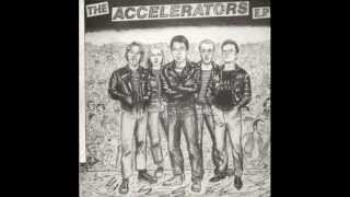 The Accelerators (Full Album) 1979 (Liverpool - England)