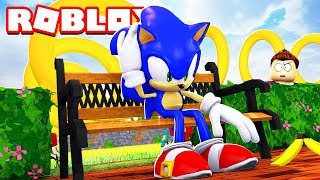 SONIC The HEDGEHOG has NEVER been so BORED!!