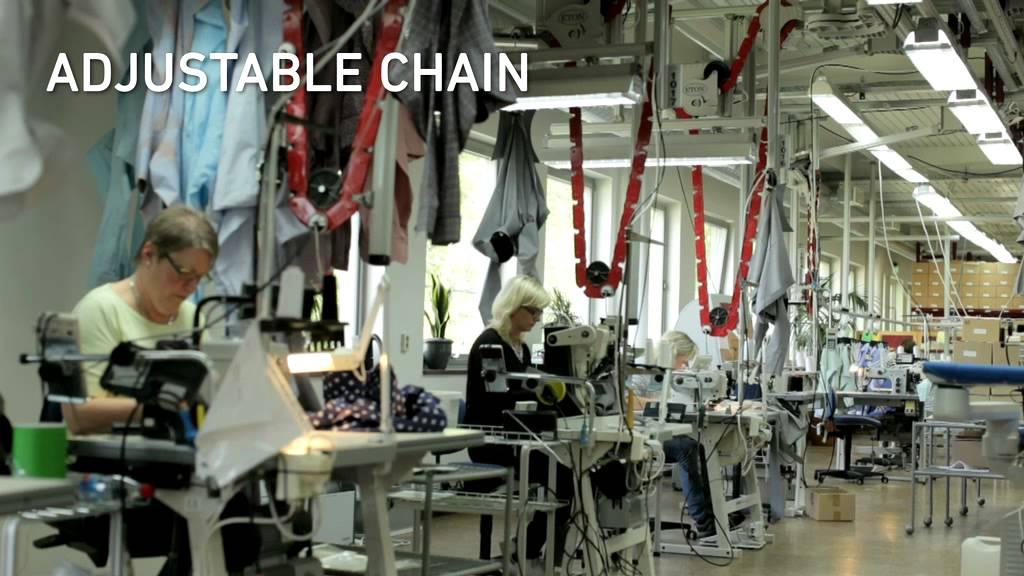Eton Systems Installation At Eton Fashion Youtube
