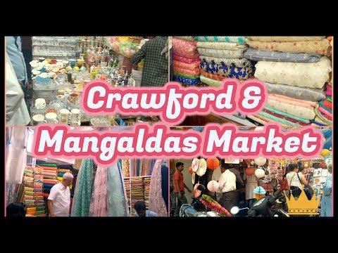 Mangaldas & Crawford Market Guide | Wholsale markets in mumbai.