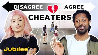 Do All Cheaters Think The Same?