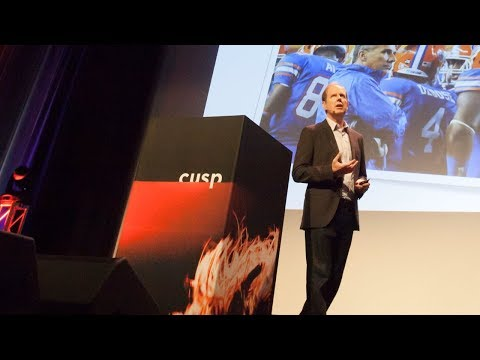 CUSP 2013 Warren Berger - YouTube