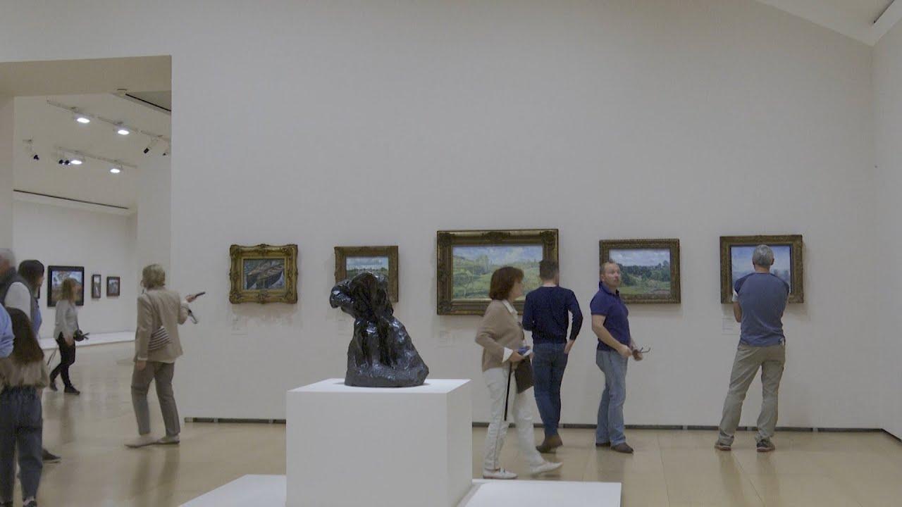 El Guggenheim Acoge Una Seleccion De Obras De Kunsthalle Bremen