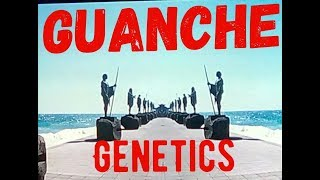 Guanche Genetics of the Caucasians of the Canary Islands 2019