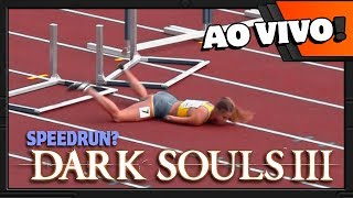 DARK SOULS III SPEEDRUN 1:36:18 | Treinando a nova Run | Any%NoTearDrop | !loots