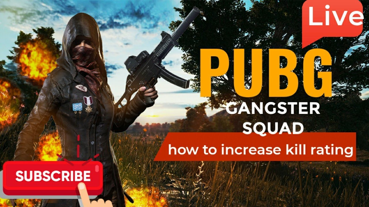 GaNgStEr Squad Live Stream