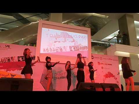 (Fancam) 100514 SOS - Drop it Low at TRINITY YG DAY | Kota Kasablanka