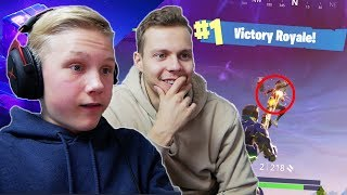 Tixtuu VS Mauton - Fortnite Challenge