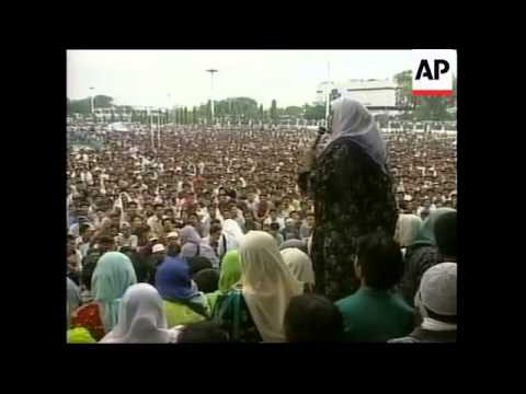 INDONESIA: ACEH INDEPENDENCE RALLY (V)
