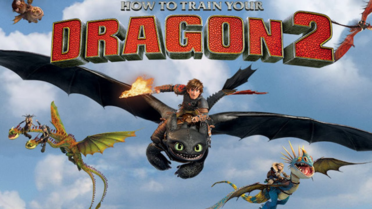ღ How To Train Your Dragon 2 - Story & Racing Game (Cute Baby Games)