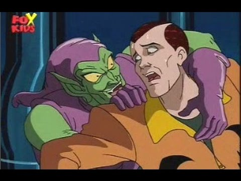 Spiderman the Animated Series -GREEN GOBLIN [Part2]
