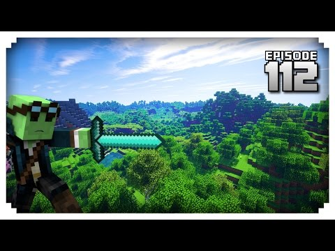 Let's Play Minecraft PE - Ep.112 : Search for the Jungle/Preparing for 0.15.0