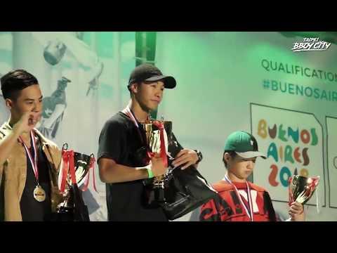 Kenny G vs Shigekix [1on1 B-Boy Final] ► TAIPEI BBOY CITY ◄ 2017