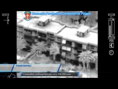 TG Trinitapoli Criminalita Confiscati Beni per Circa 300 000 euro Teleregione 18 05 2017