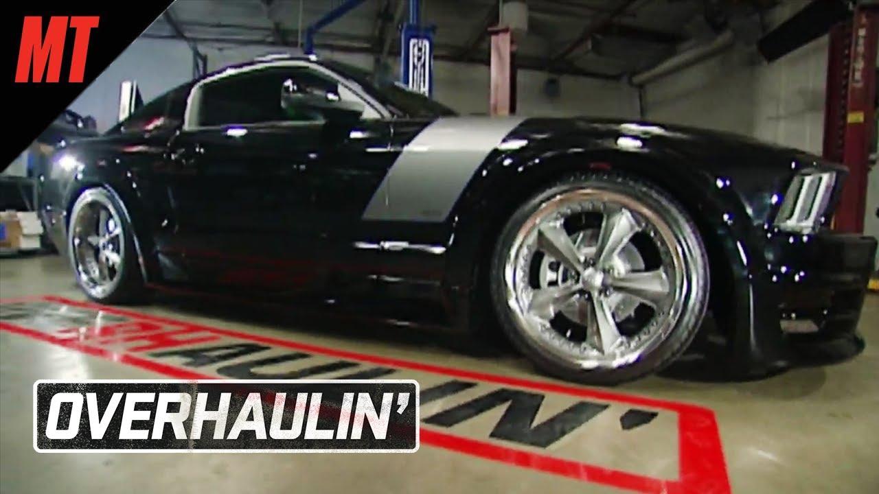 2005年式フォード・マスタング | オーバーホール 改造車の世界