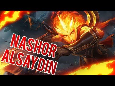 NASHOR ALSAYDIN BÖYLE OLMAZDI!!