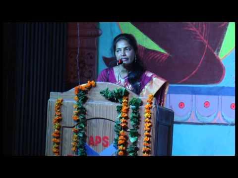 Annapurna Public School Annual Report by the Principal Mrs.B.V. Vara Lakshmi