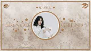 8D | GFRIEND (여자친구) – HERE WE ARE | USE HEADPHONES |