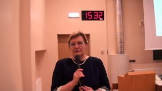 Dr.I.Kokina par zinātnes popularizēšanu reģionos