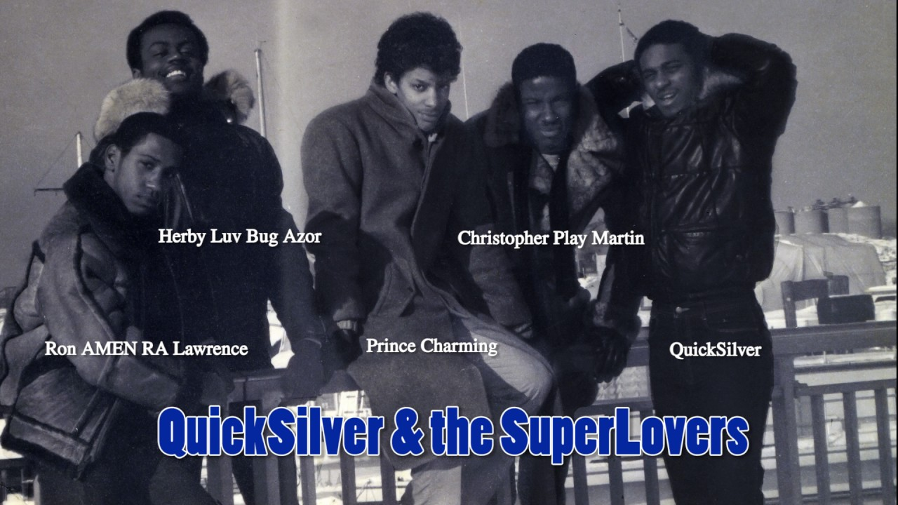 QuickSilver & the SuperLovers -The Lovers Law