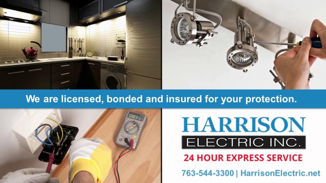 Harrison Electric Inc Minneapolis Mn Electrical Contractors
