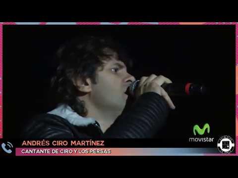Andrés Ciro Martínez en Maldición, es Lunes - Vorterix Bahía