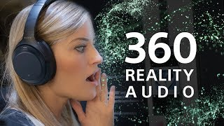 360 Reality Audio is awesome!