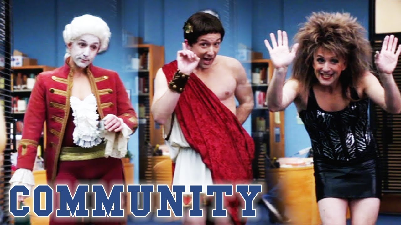 The Dean's Many Outfits | Community