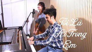 'TÔI LÀ AI TRONG EM (ĐỒI THÔNG) - OST Taxi! Em Tên Gì | SINGING COVER | VINH NGUYEN FT. HUYEN PK