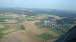 Landeanflug Bartholomä 4 8 2011
